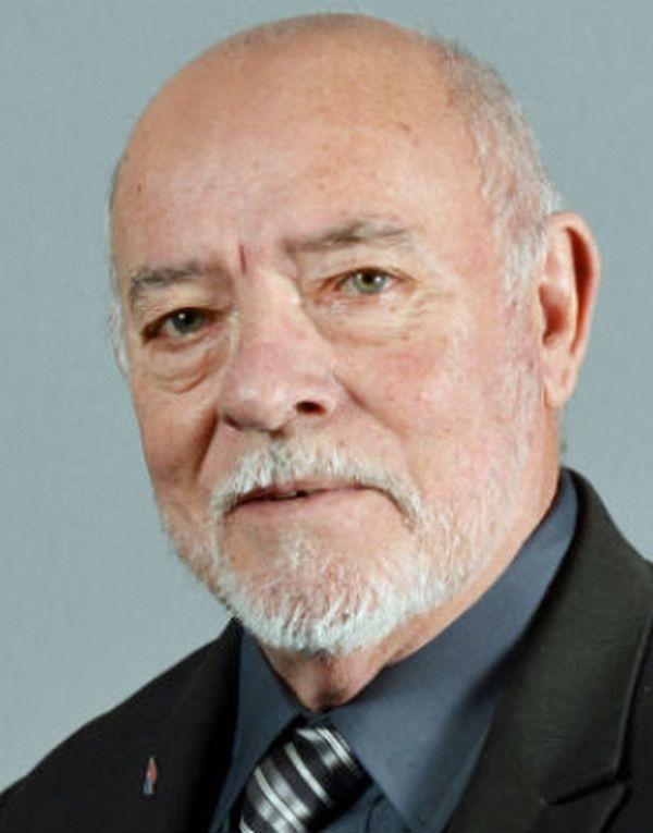 Robert Retout, né le 31 août 1944 était le trésorier départemental du Rassemblement National 50
