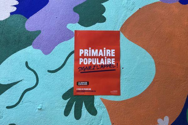 """Plutôt que l'union de la gauche, les militants de primaire populaire portent le """"dépassement de la gauche"""", pour une candidature commune au-delà des partis et des mouvements"""