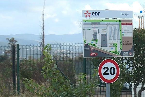 Ajaccio : interrogations autour du chantier de la future centrale thermique