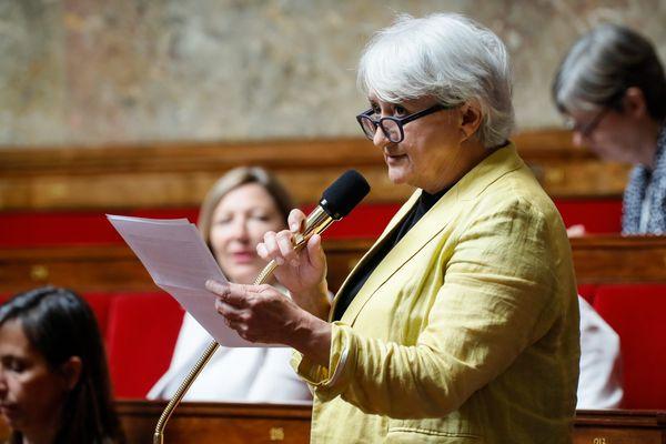 Yolaine de Courson, députée de Côte-d'Or.