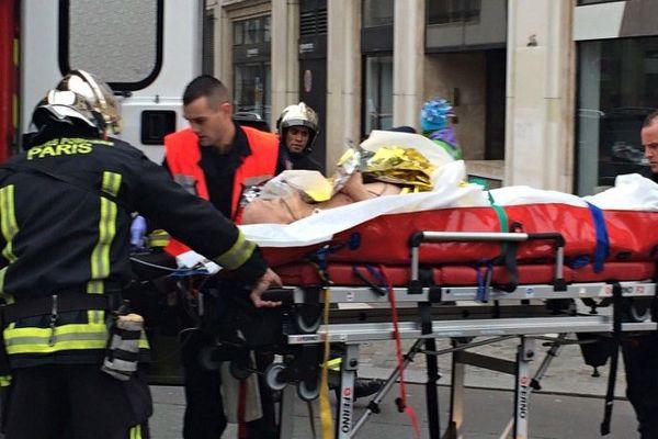L'attaque contre Charlie Hebdo a fait 12 morts selon le bilan provisoire