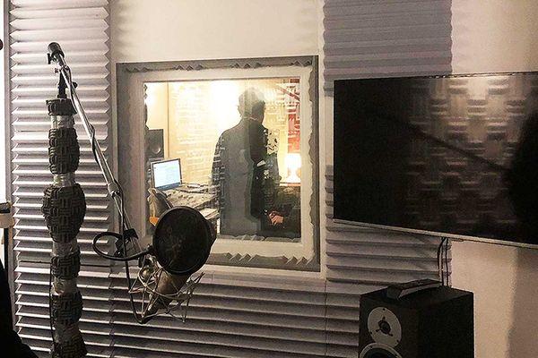 Immersion au sein du Studio VOA - Voix et Doublage dans le 20ème