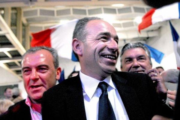 jean-françois Copé en meeting à Nîmes 6 mai 2013