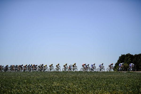 Le Tour de France 2020 - Etape 11 - Châtelaillon-Plage / Poitiers, veille du passage du peloton en Haute-Vienne et en Corrèze