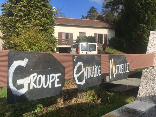 A Excideuil, le dernier GEM de Dordogne vient de voir le jour. Ici, à Nontron, la maison du Groupe est devenu particulièrement accueillante grâce à l'investissement de chacun dans ce lieu de vie et d'accueil.