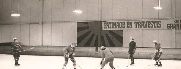 Les premières traces de hockey sur glace à Marseille remontent à 1969.
