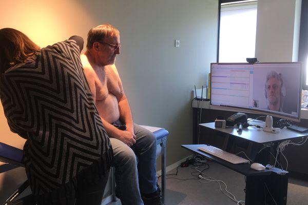 C'est dans le Loiret que les premiers cabinets de téléconsultation avec infirmière ont été créés en 2018.
