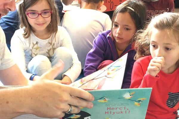 enfants lecteurs