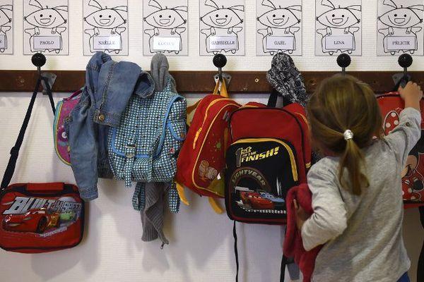Une école primaire de Marseille