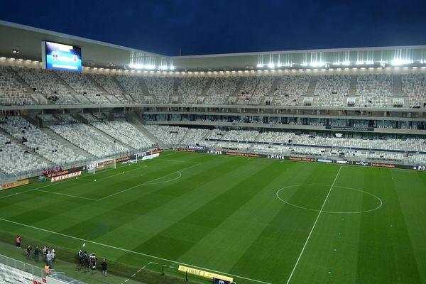 le stade Matmut accueille une finale sous très haute surveillance