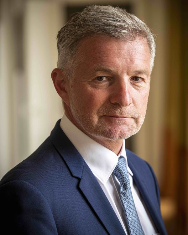 Didier Depond, président des champagnes Salon et Delamotte