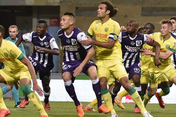 """Un match où Nantes frisait """"la correctionnelle"""" pour Michel Der Zakarian."""