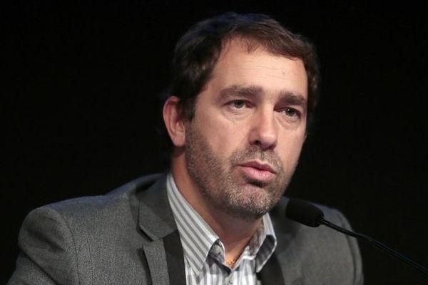 Christophe Castaner, député-maire de Forcalquier (Alpes de Haute-Provence).