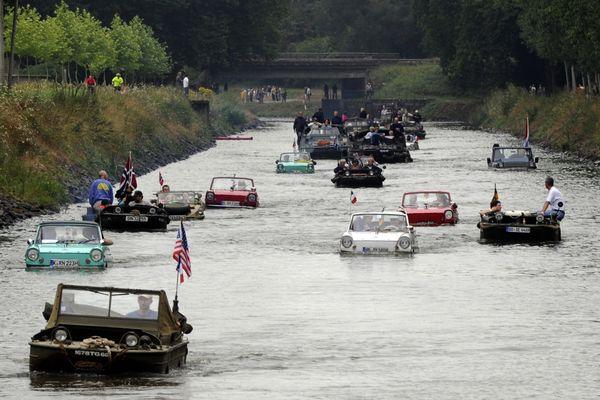 Des conditions particulières de navigation vont être imposées cette année, en raison du déficit de pluie.