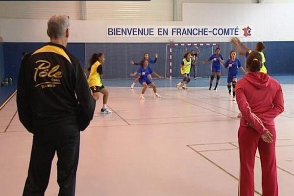 Les interpôles 2013 de handball du 10 au 14 avril à Besançon