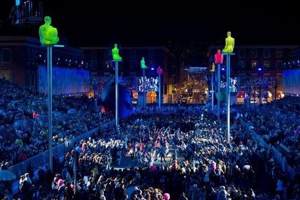 Les festivités débuteront ce vendredi à 20 h 30 sur la place Masséna, avec l'arrivée des chars du Roi et de la Reine du Carnaval.