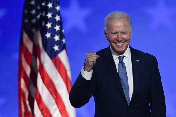 Joe Biden est officiellement le 46ème président des Etats-Unis. Photo ANGELA WEISS/AFP