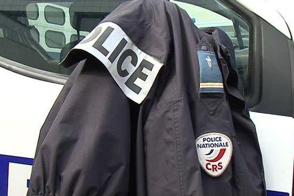 Reportage avec les fonctionnaires de police du peloton autoroutier de Champigneulles (54).
