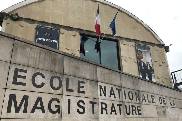 Ecole nationale de la magistrature, l'ENM à Bordeaux - septembre 2020. Une femme avocate est nommée à la tête de l'institution unique en France -