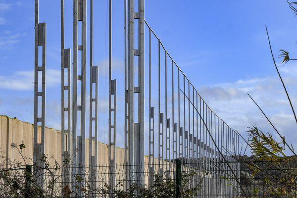 L'installation des filets anti-projections est à l'arrêt à la prison de Perpignan, au grand dam du syndicat UFAP/UNSA Justice.