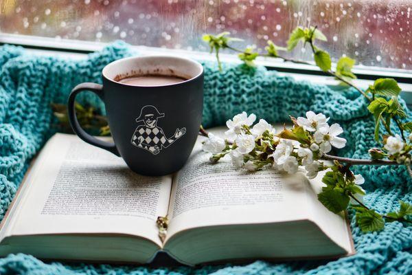 Se chouchouter se faire plaisir, un bon livre, un bon chocolat