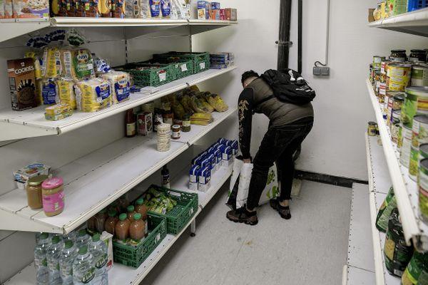 Les épiceries sociales permettent aux étudiants de faire leurs courses à moindre coût (image d'illustration)