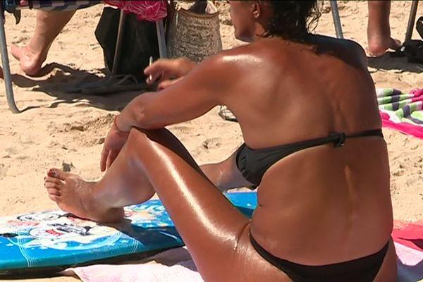 Une étude de l'Ifop publiée le 23 juillet le confirme: sur les plages françaises, et azuréennes, le monokini n'est plus tendance