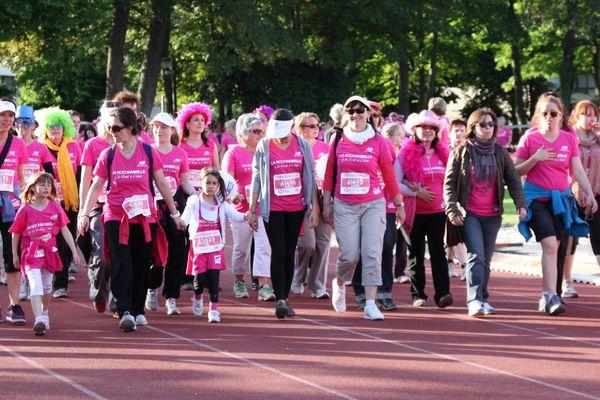 Faire front commun contre le cancer du sein avec La Rochambelle