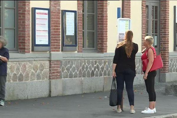 Désormais, la gare de Pontorson n'est ouverte que durant les trois mois d'été