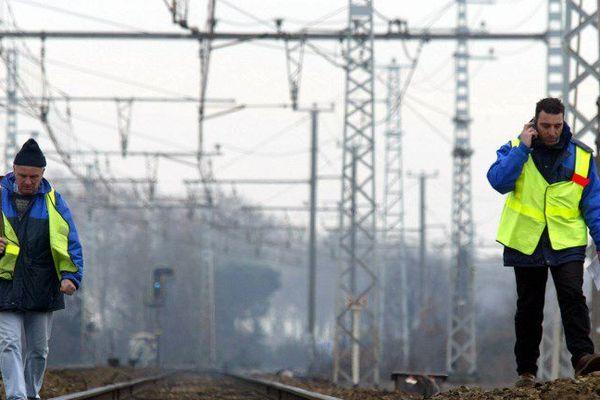 Suite aux menaces, les voies de chemins de fer avaient été inspectées dans toute la France
