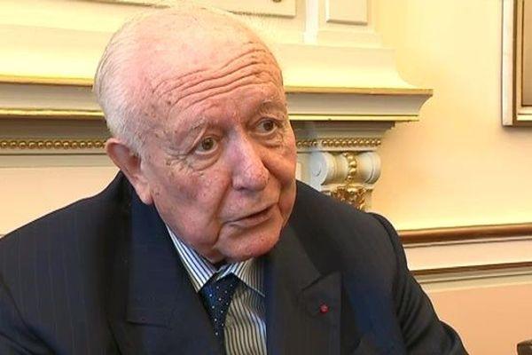 """Jean-Claude Gaudin met en garde son camp contre """"une guerre des ego"""" pour les municipales de 2020"""
