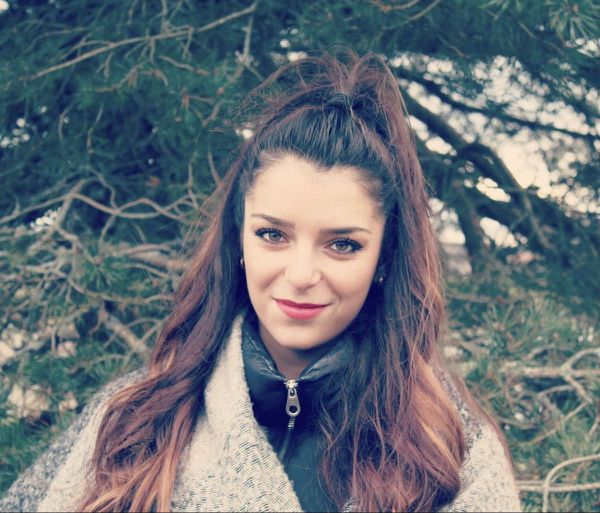 Laurine Pousse a 20 ans.