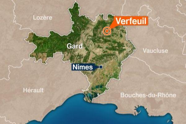 Verfeuil (Gard)
