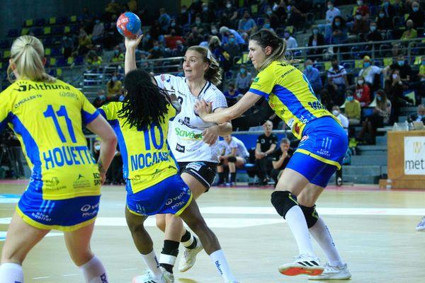Dimanche 23 mai à 15.25 en direct : Handball féminin / Finale de la Ligue : Brest BH / Metz Handball