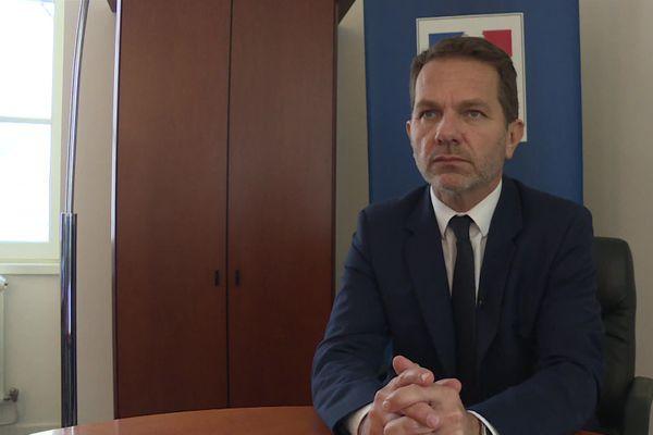 Frédéric Chevallier, le procureur de Blois, nous a accordé un entretien le 26 octobre 2020.