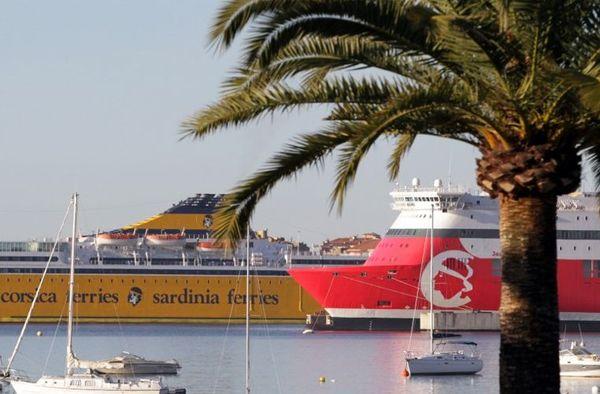 Illustration/ Port d'Ajaccio