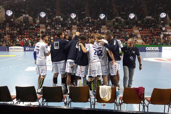 L'équipe de Limoges a ravi le public de Beaublanc, venu en masse