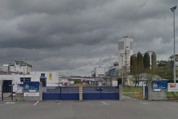 L'usine Yara de Pardies (illustration)