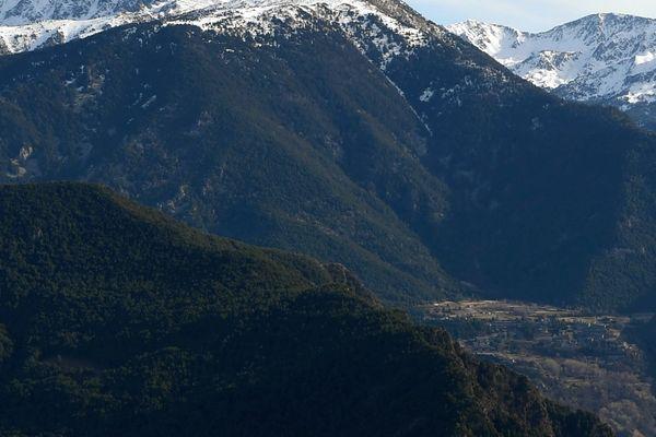 L'épicentre de ce séisme se situerait à 7 kilomètres d'Andorre-la-Vieille, à quelques kilomètres de la frontière avec l'Ariège.