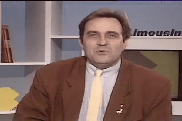 Jean-Claude Pichard en 1990