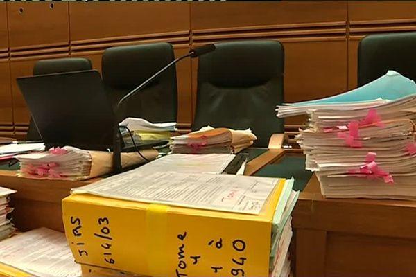 Le procès se poursuit devant la cour d'assises des Bouches-du-Rhône.