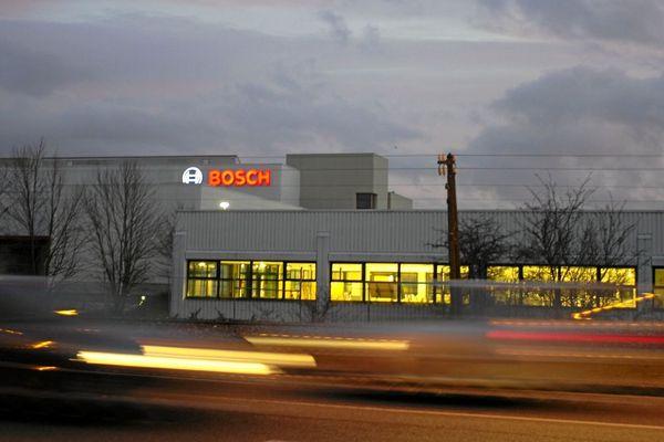 L'usine Bosch d'Onet-le-Château, dans l'Aveyron.