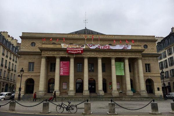L'occupation du théâtre de l'Odéon, poursuivie ce vendredi, a été lancée jeudi soir.