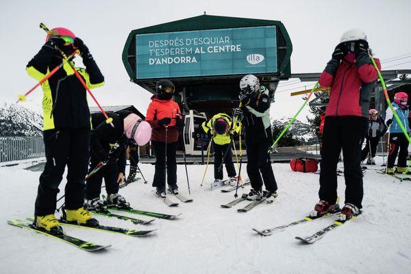 En raison de la situation sanitaire, les stations de ski d'Andorre sont réservées uniquement aux résidents et ce jusqu'à nouvel ordre.