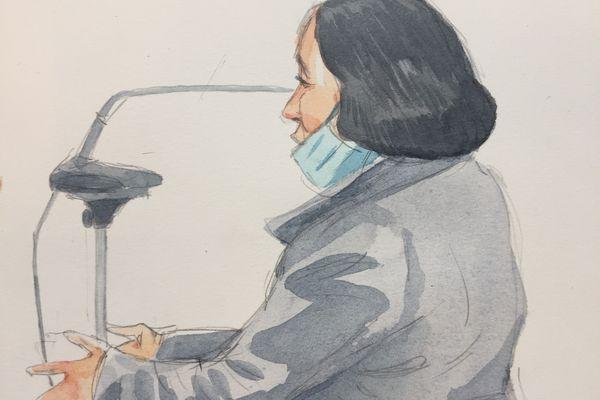 Caroline G. une amie d'enfance de Caroline Létoile, la maman du petit Tony, jugée aux assises de la Marne / 2 février 2021