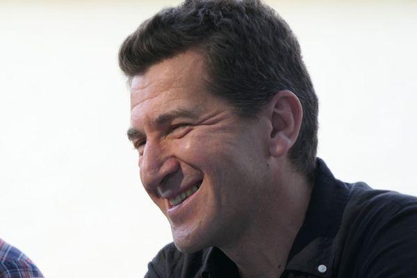 Matthieu Pigasse, président des Eurockéennes de Belfort