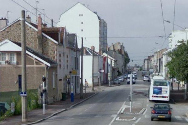 Avenue du Général Leclerc à Limoges