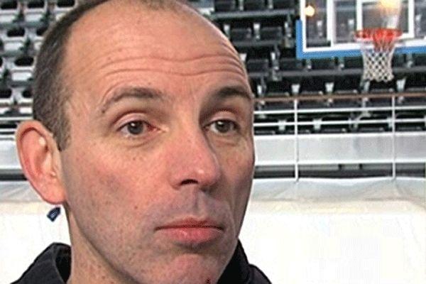 Hervé Coudray a entraîné l'USOM pendant 10 ans