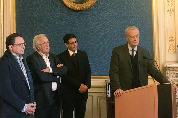Jean-Louis Bianco, le président de l'observatoire national de la laïcité