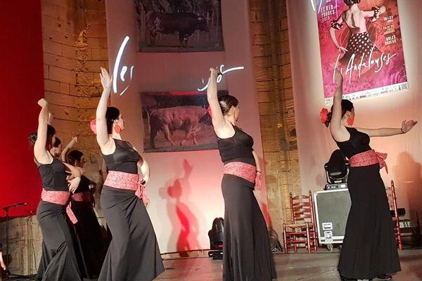 Danse traditionnelle andalouse